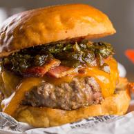 Bendito Rock Burger