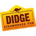 Didge Steakhouse Pub - Joinville Logo