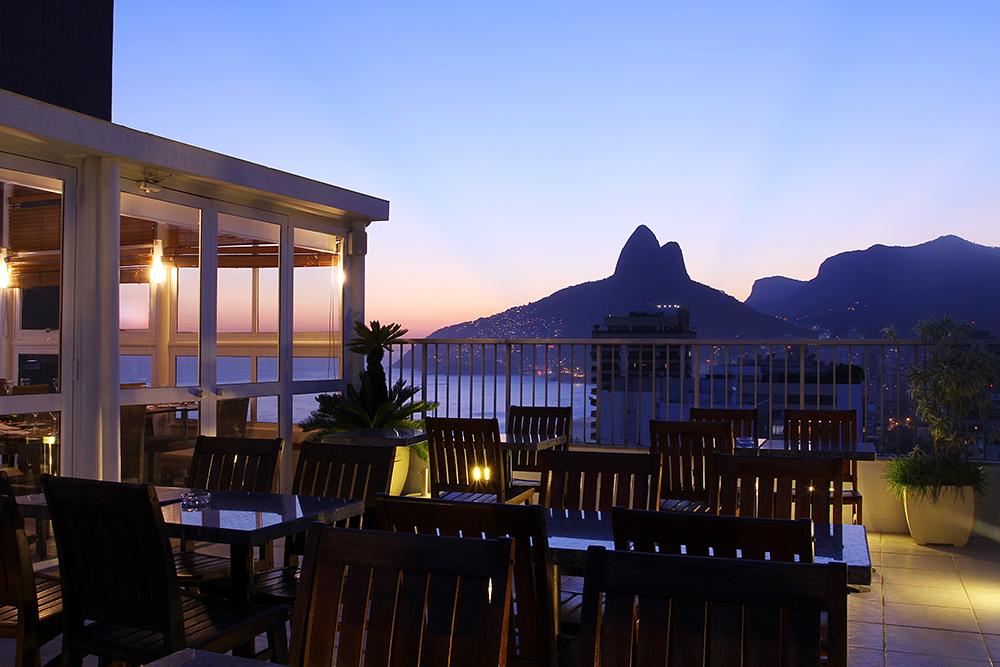 Everest Hotel Rio De Janeiro