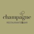 Champagne Restaurante & Bar - Slaviero Conceptual Brut Logo
