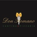 Don Romano Pizzaria Logo