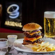 Arsenal Burgers & Beers - Delivery