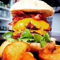 The Pub's Burger
