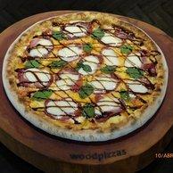 Wood Pizzas